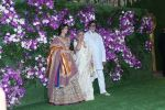 Amitabh Bachchan, Jaya Bachchan, Shweta Nanda at Akash Ambani & Shloka Mehta wedding in Jio World Centre bkc on 10th March 2019 (51)_5c876847eb843.jpg