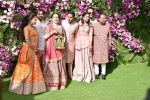 Nita Ambani, Mukesh Ambani, Akash, Isha and Anant Ambani at Akash Ambani & Shloka Mehta wedding in Jio World Centre bkc on 10th March 2019 (20)_5c876c53d0473.jpg