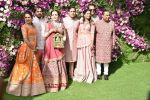 Nita Ambani, Mukesh Ambani, Akash, Isha and Anant Ambani at Akash Ambani & Shloka Mehta wedding in Jio World Centre bkc on 10th March 2019 (23)_5c876c5524fcd.jpg