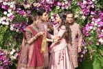 Nita Ambani, Mukesh Ambani, Akash, Isha and Anant Ambani at Akash Ambani & Shloka Mehta wedding in Jio World Centre bkc on 10th March 2019 (29)_5c876c5a6409c.jpg