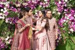 Nita Ambani, Mukesh Ambani, Akash, Isha and Anant Ambani at Akash Ambani & Shloka Mehta wedding in Jio World Centre bkc on 10th March 2019 (30)_5c876c5bc2ac7.jpg