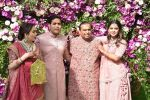 Nita Ambani, Mukesh Ambani, Akash, Isha and Anant Ambani at Akash Ambani & Shloka Mehta wedding in Jio World Centre bkc on 10th March 2019 (32)_5c876c5e7e179.jpg