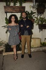 Sanya Malhotra, Ritesh Batra at the Screening of film Photograph in sunny sound juhu on 11th March 2019