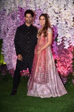 Shahid Kapoor, Mira Rajput at Akash Ambani & Shloka Mehta wedding in Jio World Centre bkc on 10th March 2019 (15)_5c876f0285cba.jpg