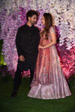Shahid Kapoor, Mira Rajput at Akash Ambani & Shloka Mehta wedding in Jio World Centre bkc on 10th March 2019 (17)_5c876f03e648f.jpg