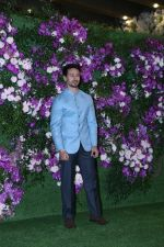 Tiger Shroff at Akash Ambani & Shloka Mehta wedding in Jio World Centre bkc on 10th March 2019 (64)_5c8770399a220.jpg