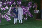 Uddhav Thackeray, Aditya Thackeray at Akash Ambani & Shloka Mehta wedding in Jio World Centre bkc on 10th March 2019 (35)_5c87707d143f7.jpg