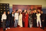 Alia Bhatt, Varun Dhawan, Sanjay Dutt, Sonakshi Sinha, Aditya Roy Kapoor, Madhuri Dixit, Karan Johar, Sajid Nadiadwala at the Teaser launch of KALANK on 11th March 2019 (2)_5c88af41d4ba3.jpg