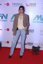Athiya Shetty at the Launch of Matrix Fight Night by Tiger & Krishna Shroff at NSCI worli on 12th March 2019 (55)_5c88c94a10f7a.jpg