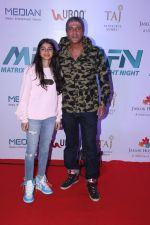 Chunky Pandey at the Launch of Matrix Fight Night by Tiger & Krishna Shroff at NSCI worli on 12th March 2019 (14)_5c88c96e5c7cf.jpg