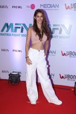 Disha Patani at the Launch of Matrix Fight Night by Tiger & Krishna Shroff at NSCI worli on 12th March 2019 (41)_5c88c99b7af35.jpg