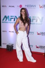 Disha Patani at the Launch of Matrix Fight Night by Tiger & Krishna Shroff at NSCI worli on 12th March 2019 (6)_5c88c9789c1cf.jpg