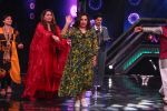 Farah Khan on the sets of Super Dancer Chapter 3 on 11th Jan 2019