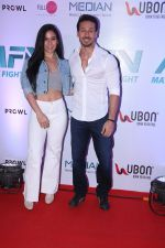 Krishna Shroff at the Launch of Matrix Fight Night by Tiger & Krishna Shroff at NSCI worli on 12th March 2019 (24)_5c88c9a8346be.jpg