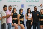 Krishna Shroff with the fighters of Matrix Fight Night at Taj Santacruz on 11th March 2019 (8)_5c88bc378a854.JPG