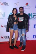 Prateik Babbar at the Launch of Matrix Fight Night by Tiger & Krishna Shroff at NSCI worli on 12th March 2019 (27)_5c88c9b9bc3c1.jpg