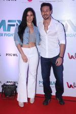 Tiger Shroff at the Launch of Matrix Fight Night by Tiger & Krishna Shroff at NSCI worli on 12th March 2019 (27)_5c88ca2449ccc.jpg