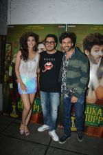 Kriti Sanon, Dinesh Vijan, Kartik Aaryan at Luka Chuppi success party at Arth in khar on 12th March 2019 (132)_5c89f7191ec4c.JPG