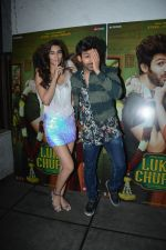 Kriti Sanon, Kartik Aaryan at Luka Chuppi success party at Arth in khar on 12th March 2019 (120)_5c89f7252d42b.JPG