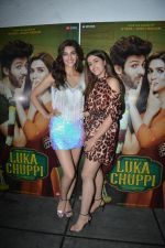 Kriti Sanon, Nupur Sanon at Luka Chuppi success party at Arth in khar on 12th March 2019 (137)_5c89f72b1f438.JPG