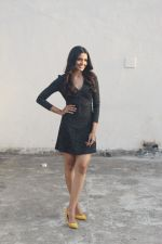 Pooja Sawant during the promotions of thier film Junglee at Mehboob studio in bandra on 13th March 2019 (26)_5c8a09be48ba5.JPG