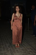 Sanya Malhotra at the Screening of movie photograph on 13th March 2019