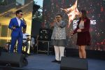 Shankar Mahadevan, Neeti Mohan at the Launch of third season of Color_s Rising Star at Carter Road bandra on 13th March 2019 (7)_5c8a0b386dc82.JPG