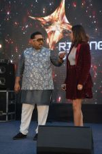 Shankar Mahadevan, Neeti Mohan at the Launch of third season of Color_s Rising Star at Carter Road bandra on 13th March 2019 (9)_5c8a0b3a4cdb1.JPG