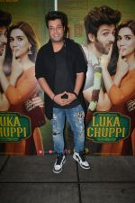Varun Sharma at Luka Chuppi success party at Arth in khar on 12th March 2019 (75)_5c89f8fb0fe68.JPG