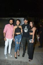 Rakul Preet Singh, Riteish Deshmukh, Tara Sutaria, Sidharth Malhotra at the Wrapup party of film Marjaavaan at Otters club in bandra on 18th March 2019 (110)_5c909a0ab503f.JPG
