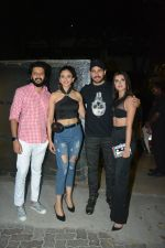 Rakul Preet Singh, Riteish Deshmukh, Tara Sutaria, Sidharth Malhotra at the Wrapup party of film Marjaavaan at Otters club in bandra on 18th March 2019 (111)_5c9099eed9c36.JPG