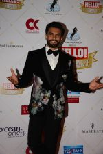 Ranveer Singh at the Hello Hall of Fame Awards in St Regis hotel on 18th March 2019 (57)_5c90989b89691.jpg