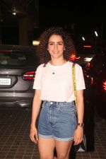 Sanya Malhotra at the Screening of film Mard ko Dard Nahi Hota at pvr juhu on 18th March 2019