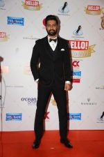 Vicky Kaushal at the Hello Hall of Fame Awards in St Regis hotel on 18th March 2019 (52)_5c9098fc77082.jpg
