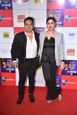 Ahmad Khan at Zee cine awards red carpet on 19th March 2019