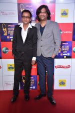 Ajay Gogavale, Atul Gogavale at Zee cine awards red carpet on 19th March 2019