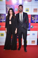 Arjun Rampal at Zee cine awards red carpet on 19th March 2019