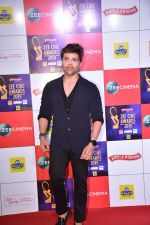 Himesh Reshammiya at Zee cine awards red carpet on 19th March 2019 (88)_5c91e8c256aef.jpg