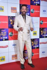 Javed Jaffrey at Zee cine awards red carpet on 19th March 2019