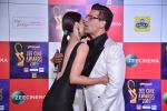 Kriti Sanon, Karan Johar at Zee cine awards red carpet on 19th March 2019 (216)_5c91e9a3971f3.jpg
