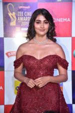 Pooja Hegde at Zee cine awards red carpet on 19th March 2019 (94)_5c91ea1e3e6e2.jpg