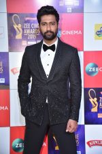Vicky Kaushal at Zee cine awards red carpet on 19th March 2019 (39)_5c91e3f87aedf.jpg