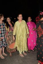 Poonam Sinha & others spotted doing Holi Pujan at juhu on 20th March 2019 (2)_5c93368a973fa.JPG