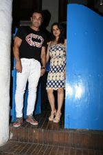 Bobby Deol with wife Tanya spotted at a party in. Olive bandra on 26th May 2019 (37)_5cebe2a3bfc90.JPG
