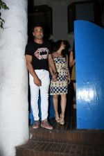 Bobby Deol with wife Tanya spotted at a party in. Olive bandra on 26th May 2019 (38)_5cebe2a535b24.JPG