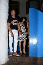 Bobby Deol with wife Tanya spotted at a party in. Olive bandra on 26th May 2019 (39)_5cebe2a6b5151.JPG