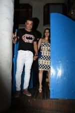 Bobby Deol with wife Tanya spotted at a party in. Olive bandra on 26th May 2019 (40)_5cebe2a829e51.JPG