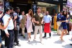 Tiger Shroff, Disha Patani spotted at Bastian in bandra on 26th May 2019 (25)_5cebe3390b706.JPG