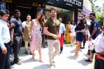 Tiger Shroff, Disha Patani spotted at Bastian in bandra on 26th May 2019 (27)_5cebe33c87720.JPG