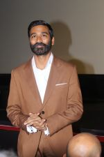 Dhanush At Grand Entry For Trailer Launch Of Film The Extraordinary Journey Of The Fakir on 3rd June 2019